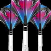 Red Dragon Player Peter Wright Shaft- Flights Combo Dart Shaft- Flight Set 2020 X0515