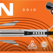 Shot Soft Darts Zen Dojo 80% Tungsten Softtip Darts Softdart