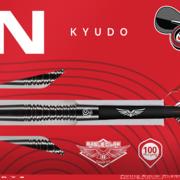 Shot Soft Darts Zen Kyudo 90% Tungsten Softtip Darts Softdart