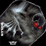 BULL'S NL Powerflite D Standard Nr. 6 Phantom Grip