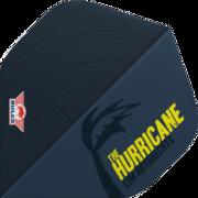 BULL'S NL Powerflite P Std. Kim Huybrechts The Hurricane Flights Dartflight Blau BU-50873