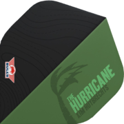 BULL'S NL Powerflite P Std. Kim Huybrechts The Hurricane Flights Dartflight Grün BU-50874