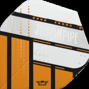 BULL'S NL Powerflite Dart Flight Justin Pipe Dartflight E1 Standard BU-50882