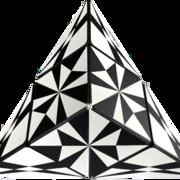 GeoBender® Cube Würfel magnetisches 3D-Puzzle Neuheit 2020 Modell Abstract 2