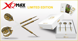 XQMax Michael van Gerwen World Champion 2017 Steel Dart Limited Edition QD1000960, QD1000970, QD1000980 21, 23, 25 Gramm