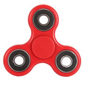 Fidget Hand Spinner Rot mit Qualitätskugellager
