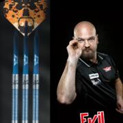 BULL'S Soft Darts Karel Sedlacek Evil Charlie Matchdart 90% Tungsten Softtip Darts Softdart 2019