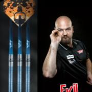 BULL'S Steel Darts Karel Sedlacek Evil Charlie Matchdart 90% Tungsten Steeltip Darts Steeldart 2019