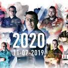 Ankündigung unicorn Dart Launch 2020 am 11. Juli 2019