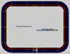 Zusatzeinspeisung für Zweileiter Analogbahnen wie zum Beispiel Carrera Rennbahnen