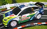 Carrera GO Ford Focus RS WRC 06 BP-Ford World Team