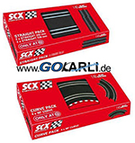 SCX Compact Straight Pack und SCX Compact Curve Pack