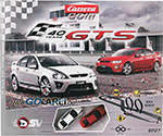 Carrera GO Set 40 Jears GTS Art.Nr. 62127