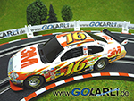 SCX Compact Nascar Ford Fusion 3M Nr.16 (Fahrer Greg Biffle)