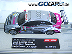 Carrera GO!!! Auto 61189 Audi A4 DTM 2009 Audi Sport Team Abt Lady Power