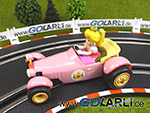 Carrera GO!!! Mario Kart DS Peach Royale Wii Art.Nr. 61123