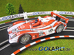 Carrera GO!!! Porsche RS Spyder Privateer Art.Nr. 61050