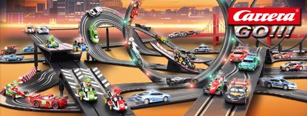 Carrera GO!!! Fahrzeug Neuheiten der Spielwarenmesse Nürnberg 2016 lieferbar!