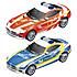 Erste Fotos der Carrera GO!!! / GO!!! Plus Digital 143 Mercedes-AMG GT Coupé Feuerwehr / Notarzt und Polizei Art.Nr. 64118 / 64122 / 41110 / 41411