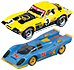 Carrera Digital 124 / 132 Limited Edition 2018 Chevrolet Corvette Grand Sport Time Twist II 23866 und Porsche 917K Pustefix Nr. 70 30863