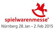 Termin der Spielwarenmesse International Toy Fair Nürnberg 28.01.-02.02.2015