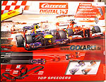 Carrera Digital 143 Set / Grundpackung Top Speeders 2.4 GHz Wireless+ Set Art.Nr. 40026