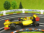Carrera Digital 143 F1 Renault R30 Showcar Art.Nr. 41333