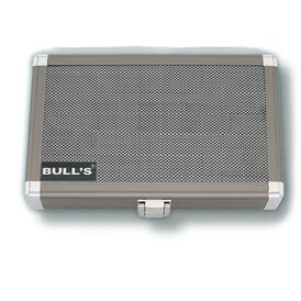 BULLS Darttasche - Dartcase Dartsafe L Aluminium Case