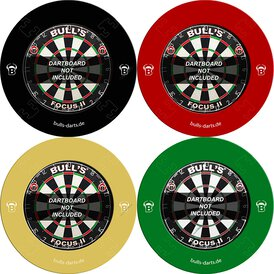 BULLS Quarterback EVA Dart Board Surround