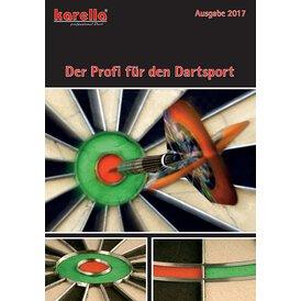 Karella Winmau Harrows Hauptkatalog 2017