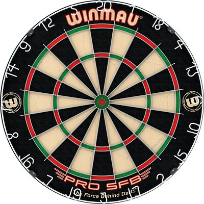 Winmau PRO SFB Bristle Dart Board - Trainingsboard