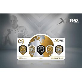 XQMax Michael van Gerwen Flights Multi Pack Sortiment