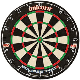 Unicorn Bristle Board Eclipse Pro2 Dartboard Dartscheibe...