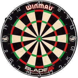 Winmau Blade 5 Bristle Dart Board Dartboard Turnierboard...