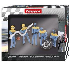 Carrera Figurensatz Mechaniker Carrera Crew blau