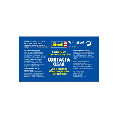 Revell Contact Clear 20g