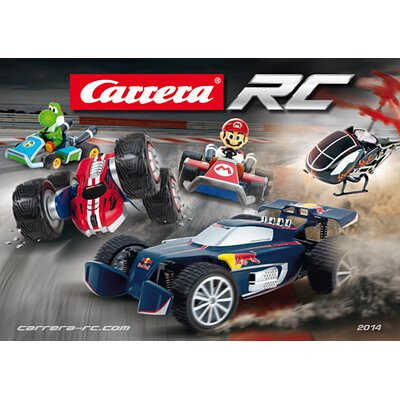 Carrera RC Katalog 2014 zum Download