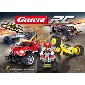 Carrera RC Katalog 2015 zum Download