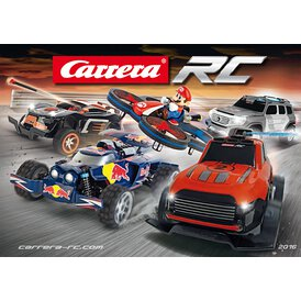 Carrera RC Katalog 2016 zum Download