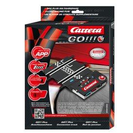 Carrera GO!!!+ Plus Anschlussschiene 61662