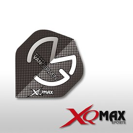 XQMax Michael van Gerwen Flight Grauer Flight mit...