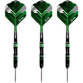 XQMax Monsoon 90% Tungsten Dartset Steeltip