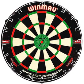 Winmau Blade 5 Green Zone Bristle Dart Board Dartboard...