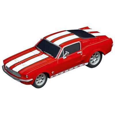 Carrera GO!!! / GO!!! Plus Ford Mustang ´67 Racing Red 64120