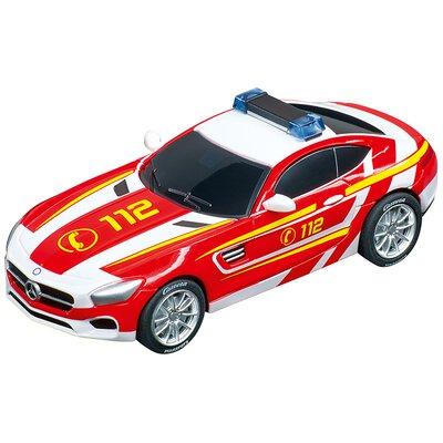 "GO Mercedes-AMG GT Coupé /""Polizei/"" Auto NEU und OVP Carrera 64118"