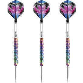 Red Dragon Steel Darts Peter Wright Snakebite Steeltip...