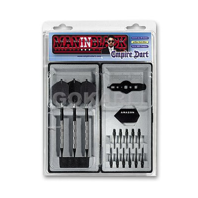 Empire® Man in Black Darts Softtip Dart Softdart