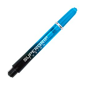 Harrows Supergrip Fusion Shaft mit Ring M Mittel Aqua