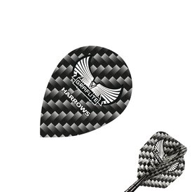 Harrows Graflite Dart Flight laminiert 07002 Design 3