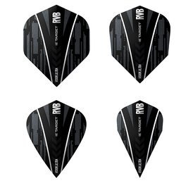 Target Rvb Ultra Ghost Dart Flights verschiedene...